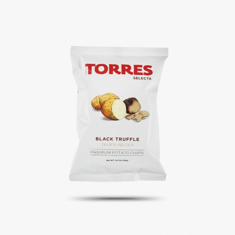 Chips Torres à la truffe petit format 40g