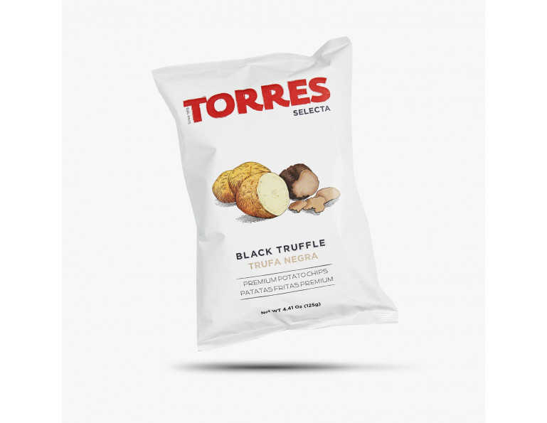 chips truffe torres