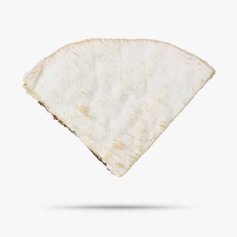 Brie doublement truffé