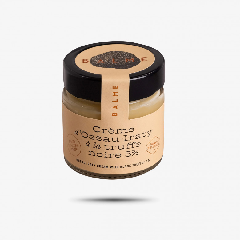 Caramel Beurre salé à la Truffe Noire du Périgord