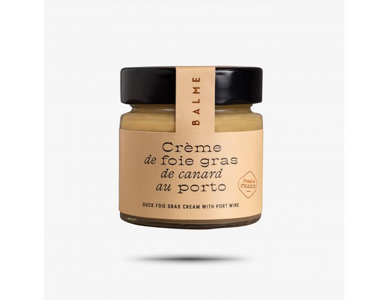crème de foie gras au porto